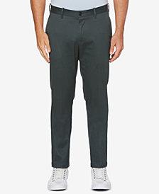Perry Ellis Men's Resist Spill Slim-Fit Chino Pants