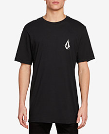 Volcom Men's Deadly Stone Graphic T-Shirt