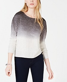 Dip-Dyed Sweater, Created for Macy's