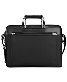 Tumi Men's Arrive Hamilton Slim Briefcase