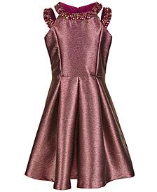 Girls Purple Dress