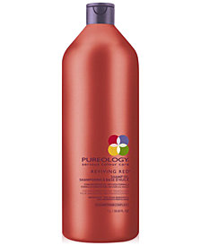 Pureology Reviving Red Shampoo, 33.8-oz., from PUREBEAUTY Salon & Spa