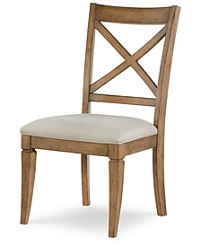 Rachael Ray Everyday Dining X-Back Side Chair