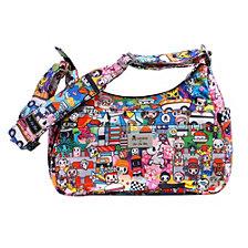 HoboBe Messenger Diaper Bag