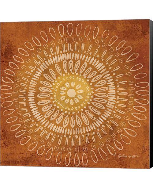 Metaverse Jacobean Medallions IV by Tre Sorelle Studios Canvas Art