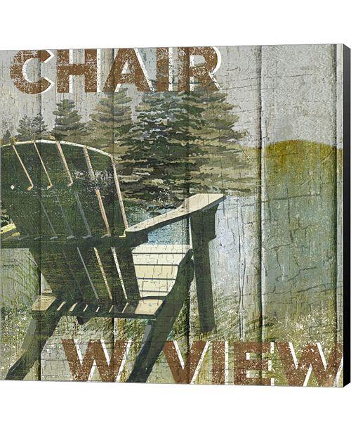 Metaverse Open Season Viewing by Art Licensing Studio Canvas Art