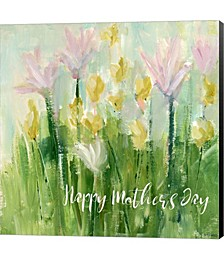 Mother's Day by Pamela J. Wingard Canvas Art
