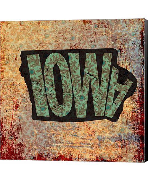 Metaverse Iowa on Pattern by Art Licensing Studio Canvas Art