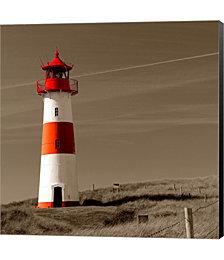 Lighthouse by PhotoINC Studio Canvas Art