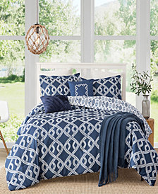 Caribbean Joe Aruba 4-Piece King Comforter Set