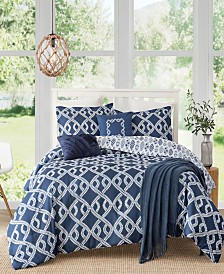 Caribbean Joe Aruba 4-Piece Comforter Sets