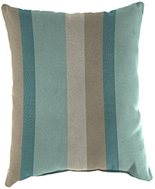 "Jordan Manufacturing 18"" x 18"" Outdoor Toss Pillow, Set of 2 - Cast Petal"