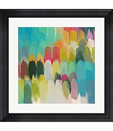 Color Palette 2 by Irena Orlov Framed Art
