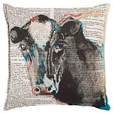 """Mariah Parris 20"""" x 20"""" Animal Print Pillow Collection"""
