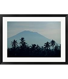 Bali Volcano Gunung by John & Lisa Merrill / Danita Delimont Framed Art