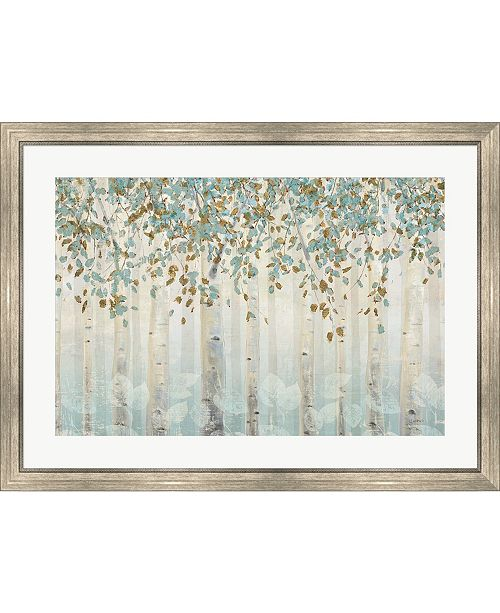 Metaverse Dream Forest I by James Wiens Framed Art