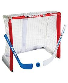 Fold-N-Go Mini Hockey Goal Set