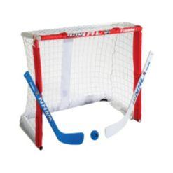Franklin Sports Fold-n-Go Mini Hockey Goal Set