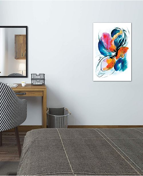 """iCanvas """"Deep Water"""" by Lesia Binkin Gallery-Wrapped Canvas Print (26 x 18 x 0.75)"""