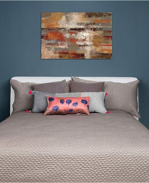 "iCanvas ""Painted Desert "" by Silvia Vassileva Gallery-Wrapped Canvas Print (26 x 40 x 0.75)"