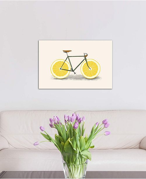 "iCanvas ""Zest"" by Florent Bodart Gallery-Wrapped Canvas Print (26 x 40 x 0.75)"