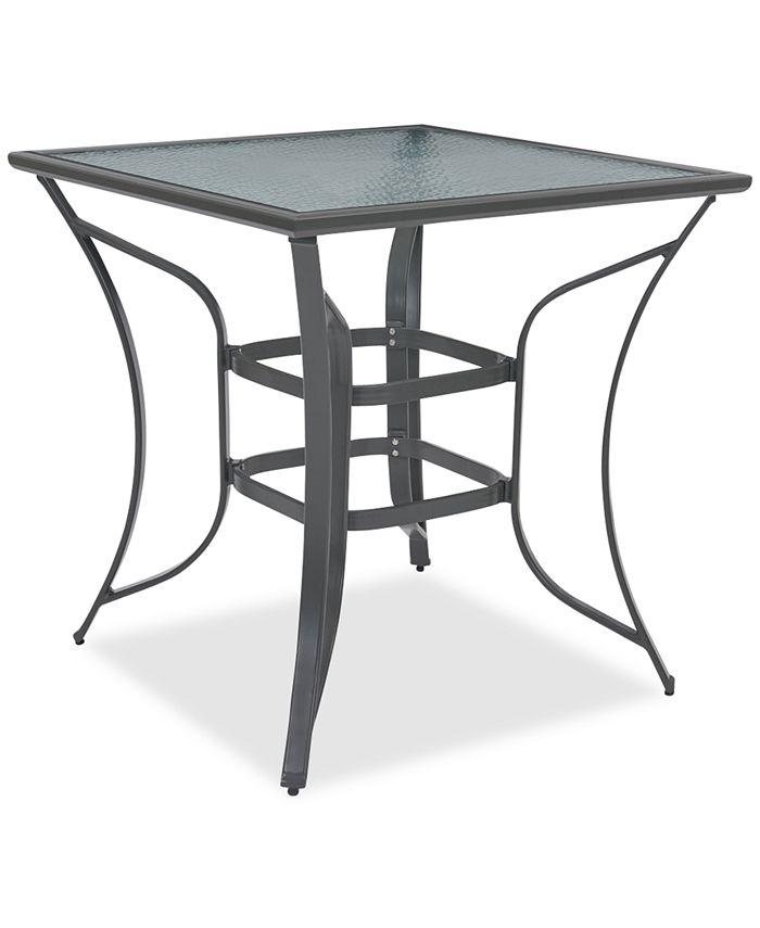 Furniture - Reyna Aluminum Outdoor Bar Table