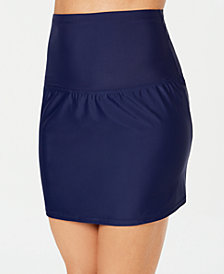 Island Escape Swim Skirt, Created for Macy's