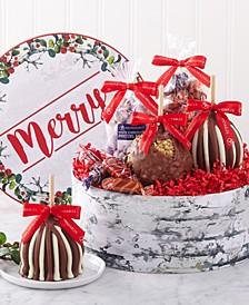 Be Merry Caramel Apple Gift Set