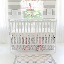 Olivia Rose 3pc Crib Bedding Set
