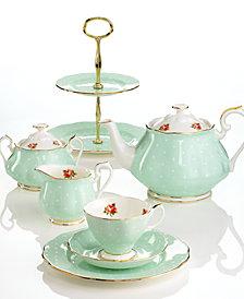 Royal Albert Old Country Roses Polka Rose Collection  sc 1 st  Macyu0027s & Royal Albert Dinnerware Sets and Fine China - Macyu0027s