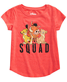Disney Big Girls Lion King T-Shirt
