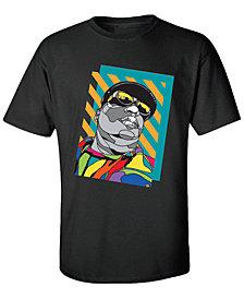 Pop Art Biggie Men's Graphic T-Shirt