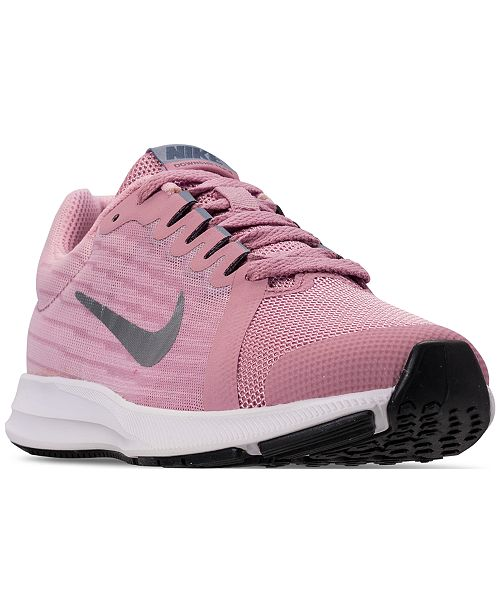 fbe60d5ce98ff ... Nike Girls  Downshifter 8 Running Sneakers from Finish Line ...
