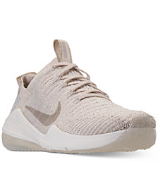 Nike Women's Air Zoom Fearless Flyknit 2 Champagne Running Sneakers from Finish Line
