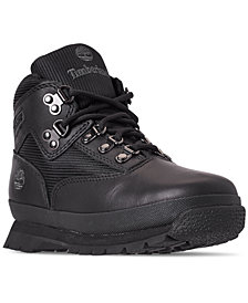 Timberland Little Boys' Eurohiker Boots from Finish Line