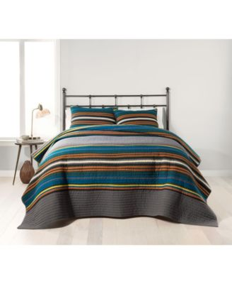 Olympic Park Quilt Set- Full\Queen