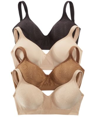 Image of Bali Comfort Revolution Shaping Wireless Bra 3463
