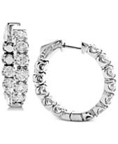 2e05e1dfa 14K Gold Earrings: Shop 14K Gold Earrings - Macy's