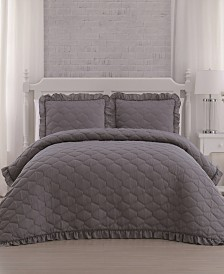 Melody 3pc Twin Quilt Set