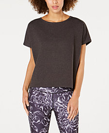 Ideology Cropped T-Shirt, Created for Macy's