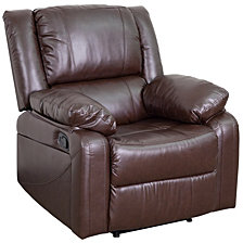 Harmony Series Brown Leather Recliner