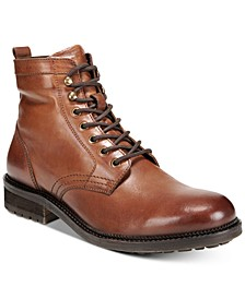 Men's Calvary Leather Boots