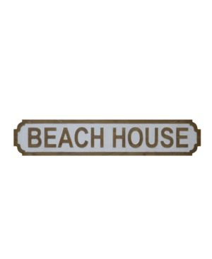 """Image of """"Beach House"""" Wall Sign"""