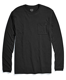EMS® Men's Techwick® Vital Pocket Long-Sleeve Tee