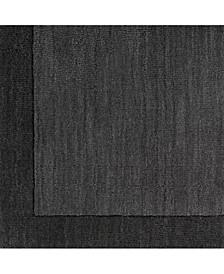 """Mystique M-347 Charcoal 18"""" Square Swatch"""