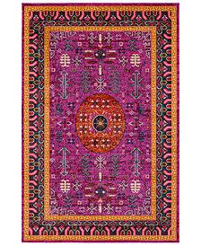 Surya Anika ANI-1004 Bright Pink 2' x 3' Area Rug