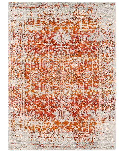 Surya Harput HAP-1019 Burnt Orange 2' x 3' Area Rug