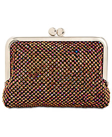 I.N.C. Pennyy Pyramid Stud Coin Purse, Created for Macy's