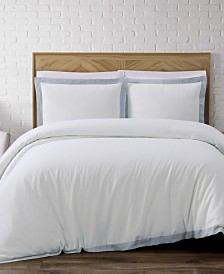 Brooklyn Loom Wilson Full/Queen Duvet Set