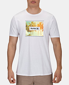 Hurley Men's Bloomer Photo Premium Logo Graphic T-Shirt, Created for Macy's